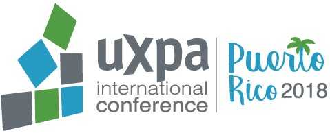 Logo UXPA 2018 International Conference